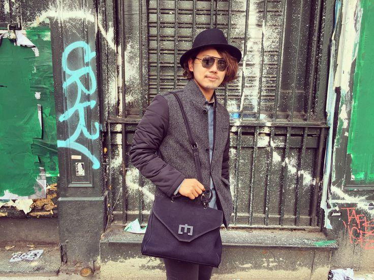 Zenati man's style