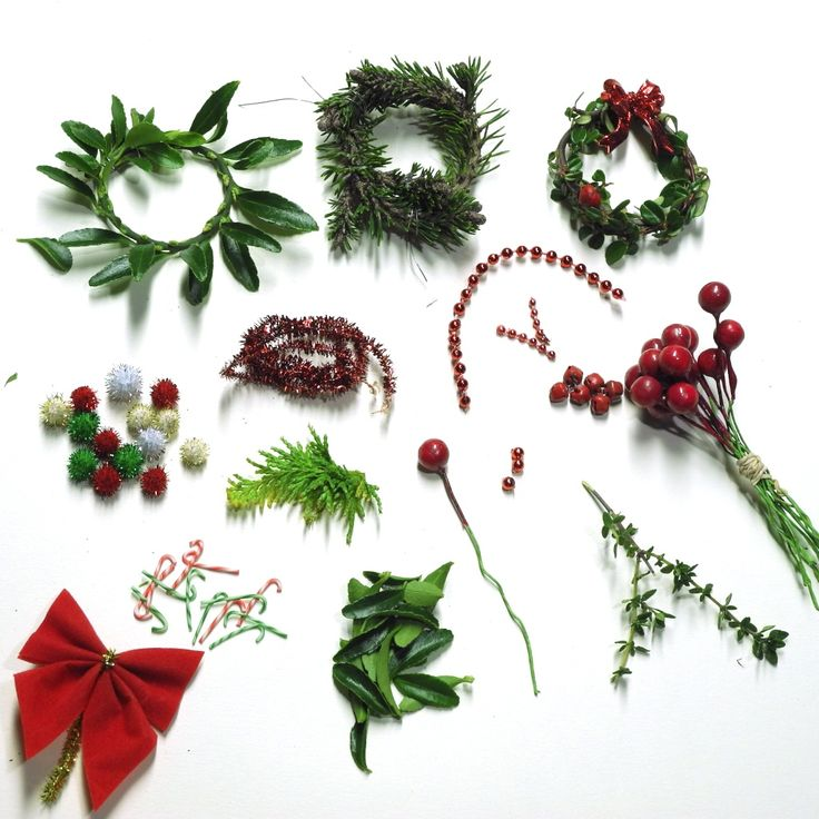 Christmas Fairy Decorations: DIY Christmas Decor For The Miniature Garden