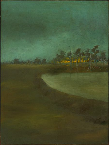 Sidney NOLAN, Landscape