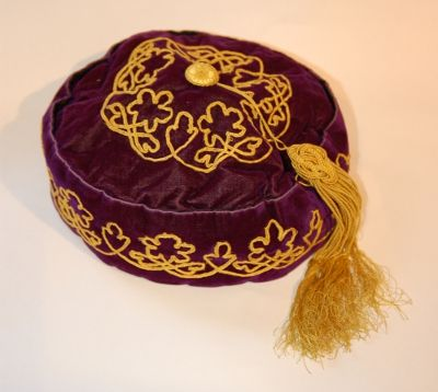 The Smoking Cap of the Lord Mayor of London