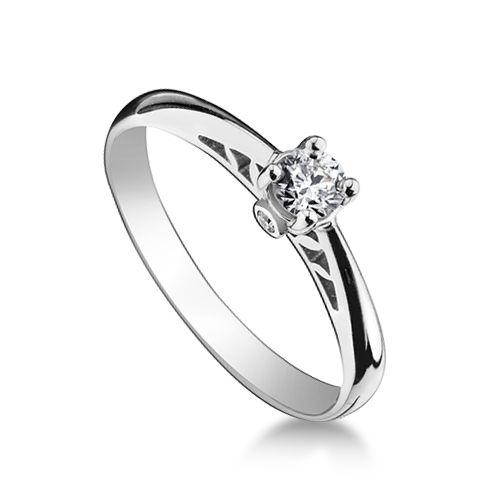 Inel de logodna cu diamant DR2752-5W-023H170