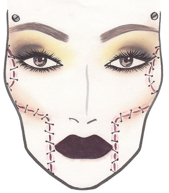Let MAC and a Professional Makeup Artist Create Your Halloween Costume