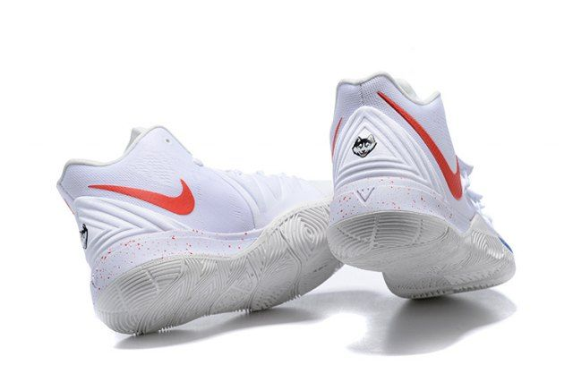 2e43efd59acfd0 Nike Kyrie 5  UConn Huskies  PE Men s Basketball Shoes Irving Sneakers