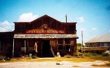 Trading Post, Loyola Beach, Texas