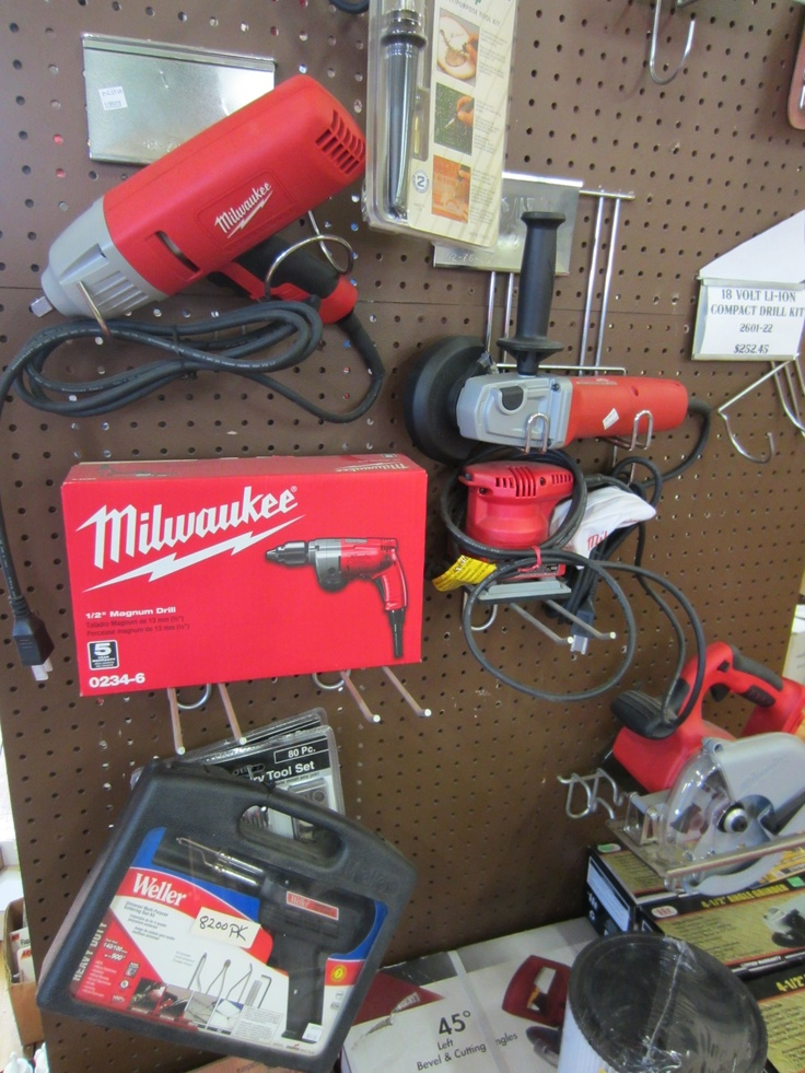 Your source for Milwaukee power tools