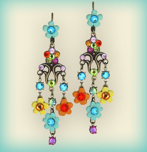 The Epitome Of Elegance Earrings by OrlyZeelon on Etsy