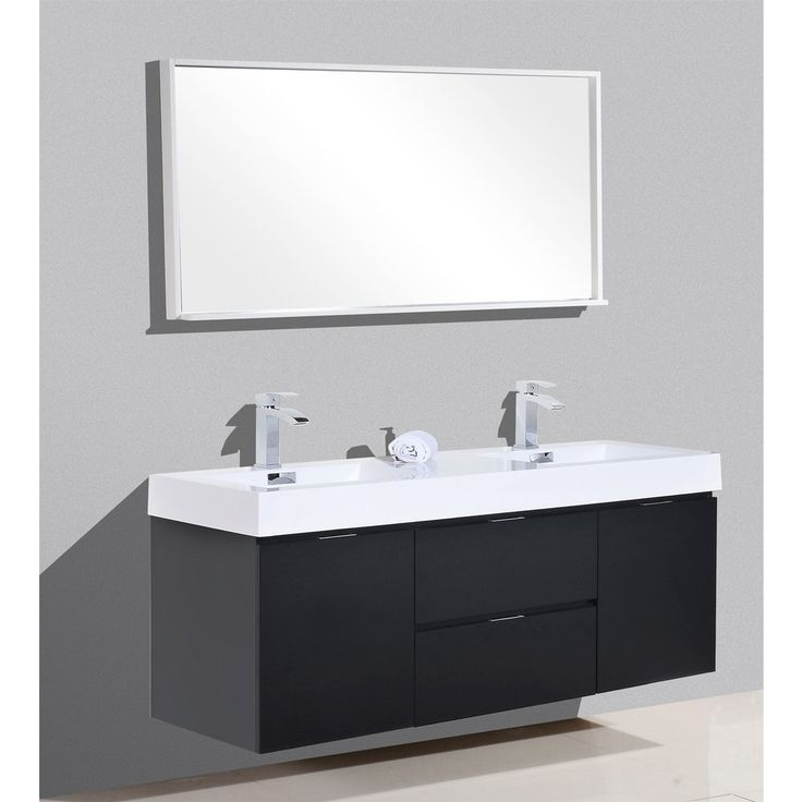 1000 Ideas About Double Sink Bathroom On Pinterest Double Vanity Double Sinks And Double