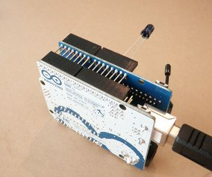 You can even clone a remote with an Arduino board. #YeahThatiT2Pi #Arduino #Cloning