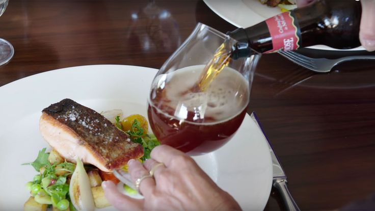 Learn to Pair Craft Beer and Food - Video and Info
