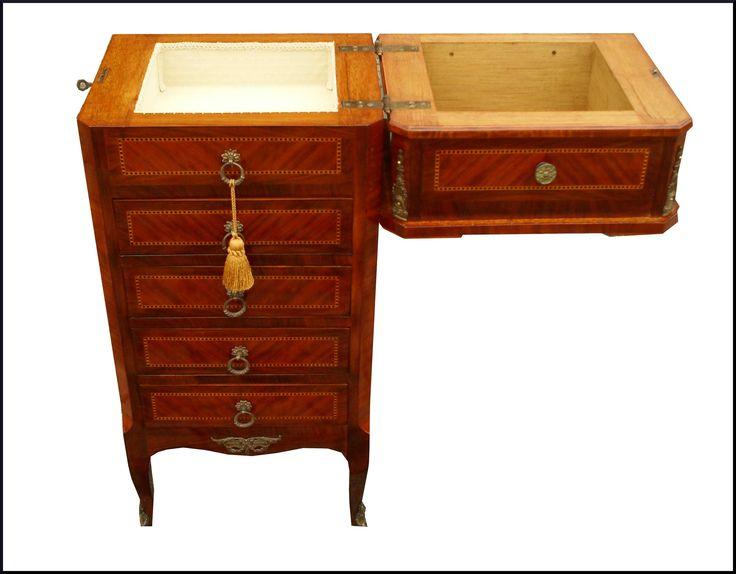 64 migliori immagini mobili antichi e d 39 epoca restaurati - Mobili con segreto ...