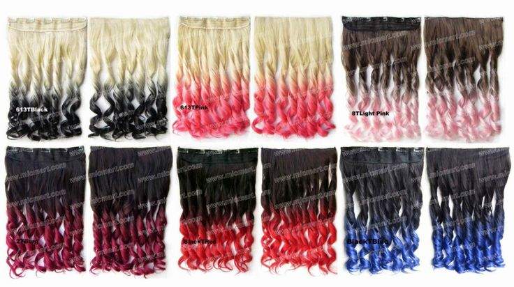 How To Take Care Of Synthetic Hair Pieces? Can You Dip Dye Synthetic Hair Extensions Tape On And Off Extensions