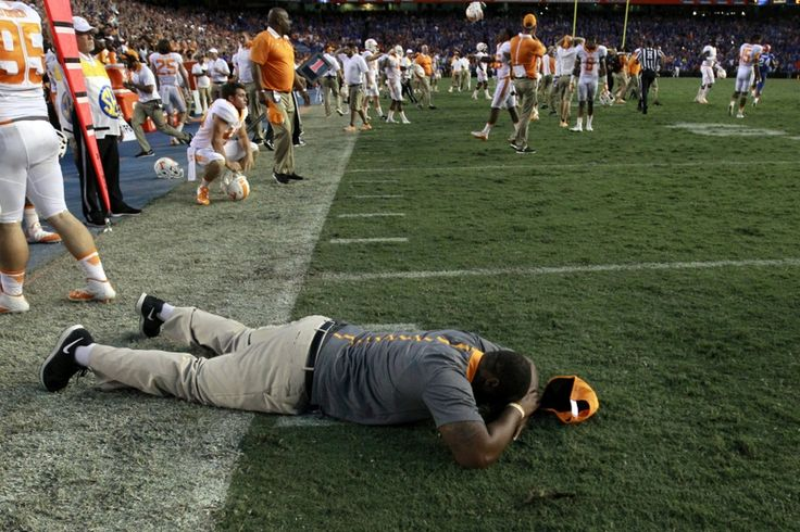 Tennessee vs Florida: 10 Most Infamous Plays in Vols' 11-Game Losing Streak to Gators #Sport #iNewsPhoto