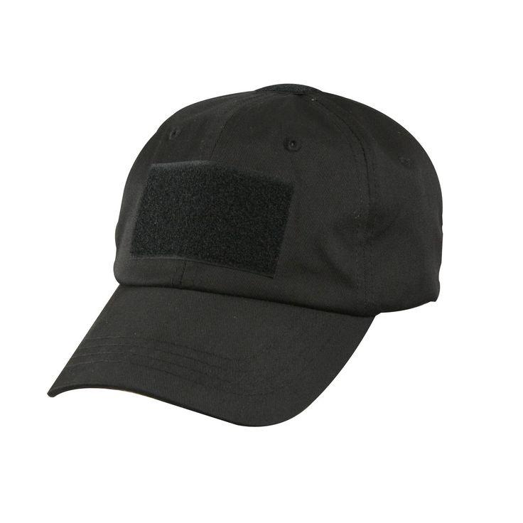Tactical Operator Hat - Black