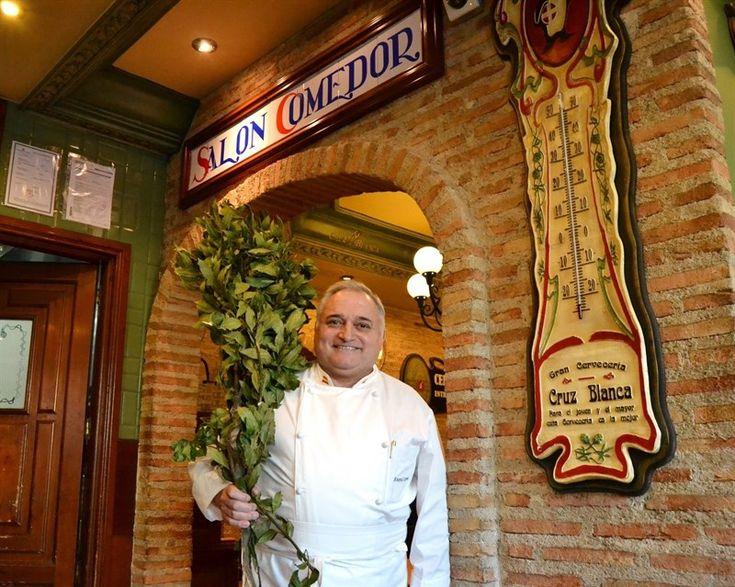 El restaurante Cruz Blanca Vallecas recibe el Premio Alimentos de España a la Restauración 2016 - RESTAURANTES MAGAZINE