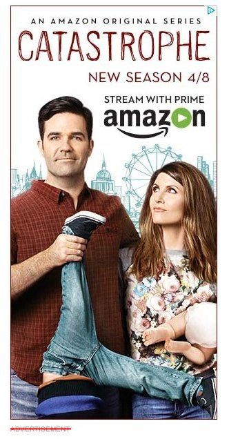 The Open Scroll Blog: Decoding CATASTROPHE (Amazon Original Series) Branding  http://theopenscroll.blogspot.com/2016/04/decoding-catastrophe-amazon-original.html