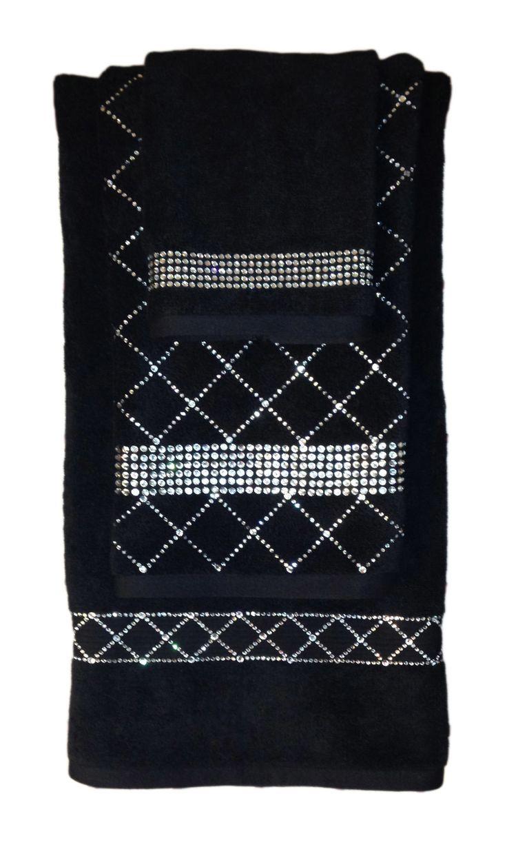 Jenkin 6 Piece Egyptian Quality Cotton Towel Set Hand