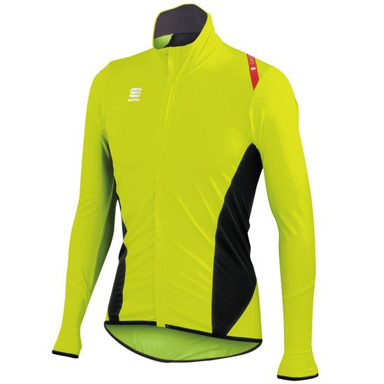 Fiandre Light Norain Top Sportful - Yellow Fluo - Tinkoff Saxo Official Webshop