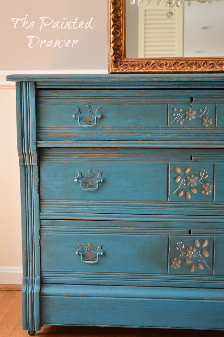 672 Best Milk Paint Furniture Images On Pinterest