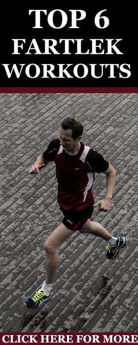 how to do a fartlek workout