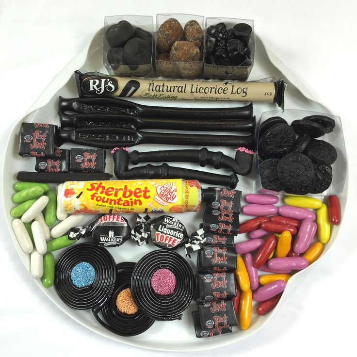 liquorice lovers gift box