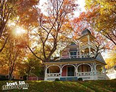 Near Arcadia Michigan, is this old farmhouse hidden in the trees, in which a little girl named Harriet Quimby lived with her family. When she was a teenager, she moved with her parents to Californi…