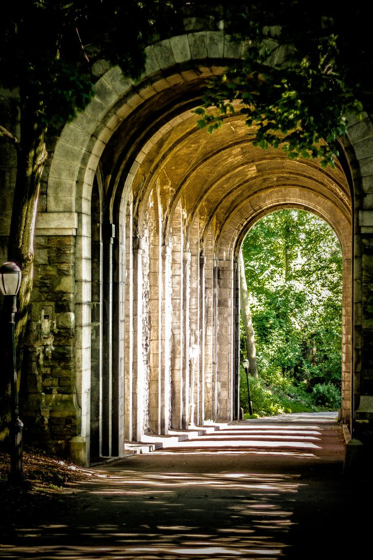 Fort Tryon Park Cloisters, NYC-We live right across the street