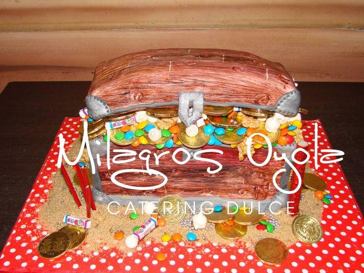 Cake Tesoro pirata