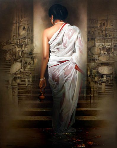 indian painters - Google Search