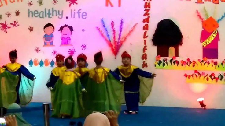 K1 Muzdalifah Syafana Islamic School Menari Performance Assembly