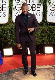 Golden Globes 2014: Usher