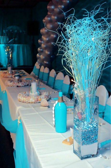 Quinceanera Under The Sea Theme