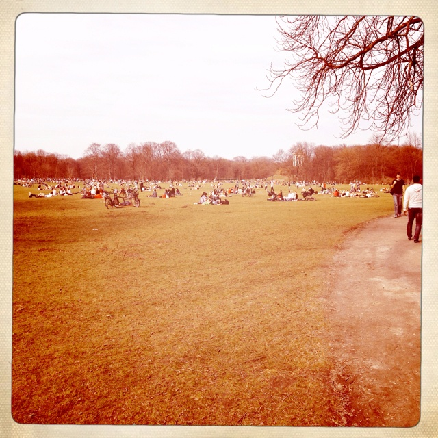 Spectacular Englischer Garten Munich