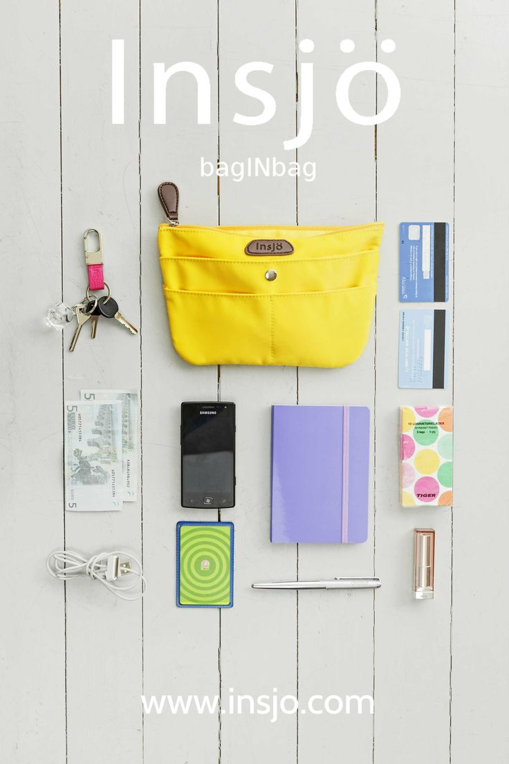 Shine in this summer! Be beautifully organized with Insjö <3