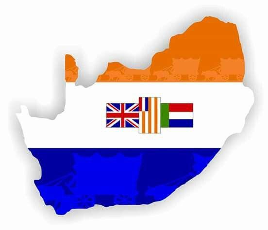Nooit hoef jou kinders wat trou is te vra, wat beteken jou vlag dan, Suid-Afrika? Ons weet hy's die seël van ons vryheid en reg, vir naaste en vreemde, vir oorman en kneg.