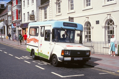 Dunstable High Street 1993