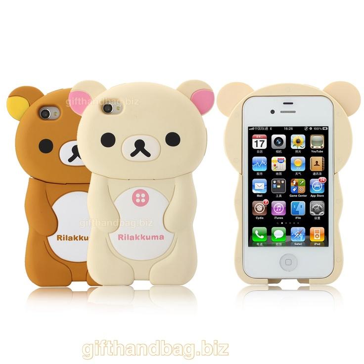 ♥Coques de téléphones Rilakuma♥