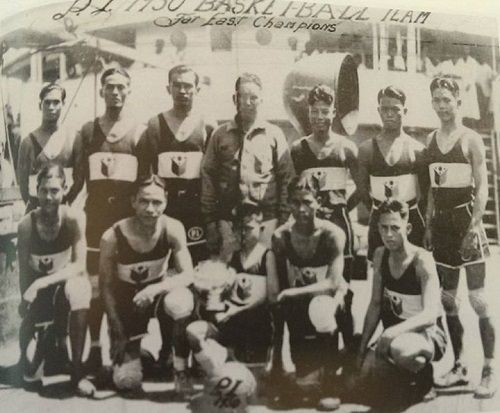 Philippine Basketball Team at the 1930 Far Eastern Games