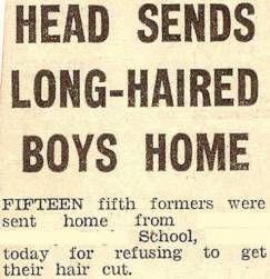 newspaper article 1971