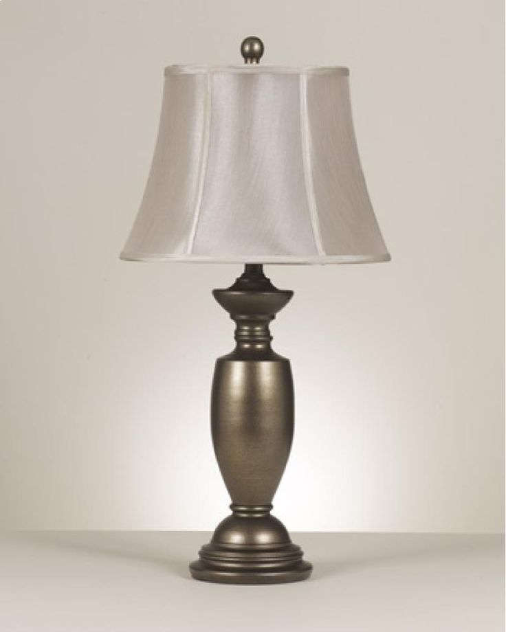 L200934 by Ashley Furniture in Winnipeg, MB - Metal Table Lamp (2/CN)
