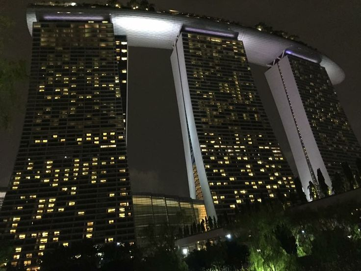 Bay San Hotel. Singapore.