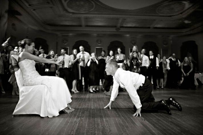 Suspense is always fantastic! Wedding garter inspiration photo. Wedding photograph inspiration.