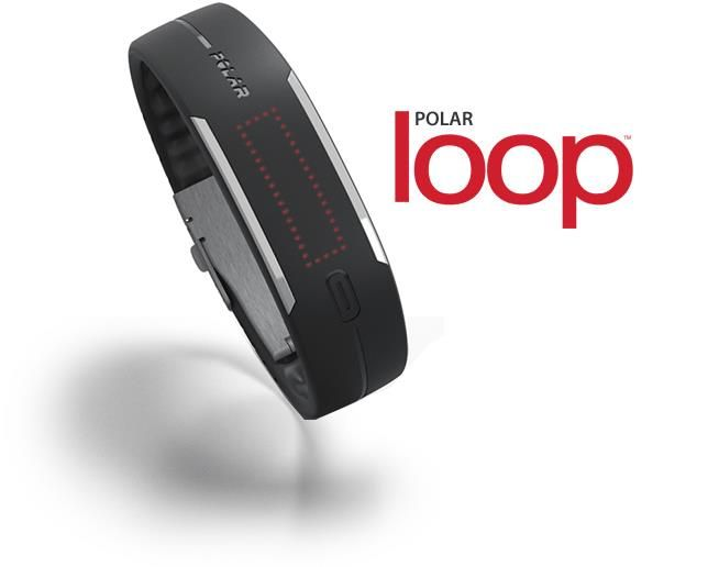 polar - bracciale-orologio loop - activity traker