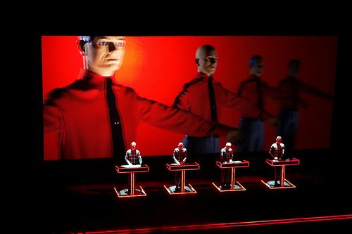Kraftwerk live - Sydney Opera House Saturday 25/03/13 - 12