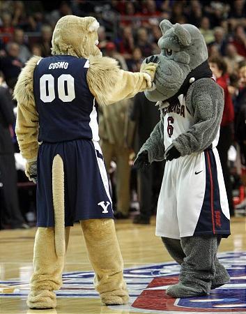 BYU vs Gonzaga