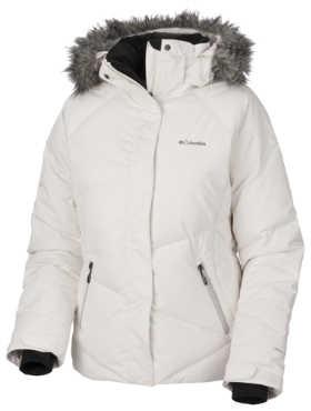 Columbia Lay 'D' Down Jacket with Omni Heat - amazing!!! Soooo warm!!