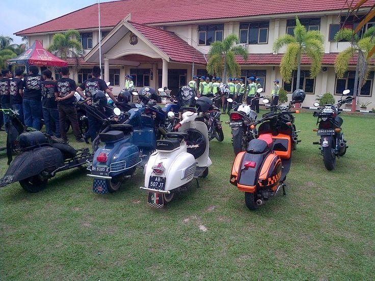 Mengulik Motor Vespa yang Melegenda Di Jalanan Indonesia   Kaskus - The Largest Indonesian Community