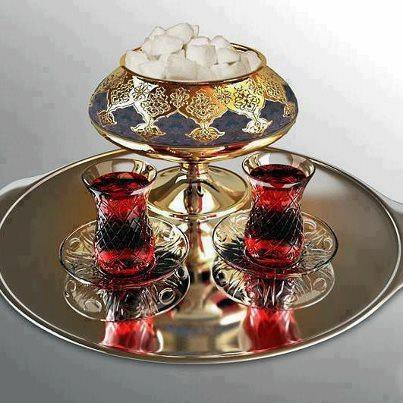Turkish tea #turkey #turkish #tea. I smell a tea party @Megan Ward Grogan @Megan Ward Harris @Cate Nuanez Conroy