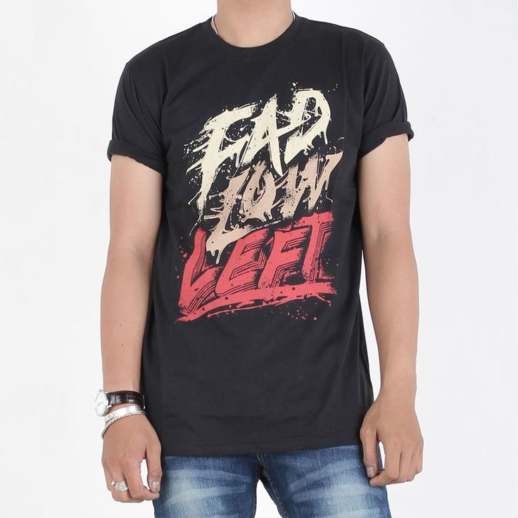 BE AWESOME! #fadandco #tees #product