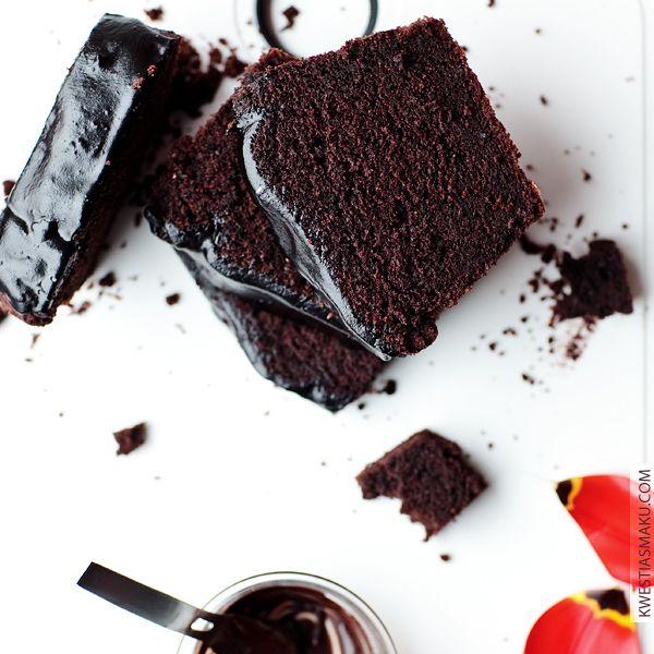 Murzynek, Poland | black cake, chocolate cake