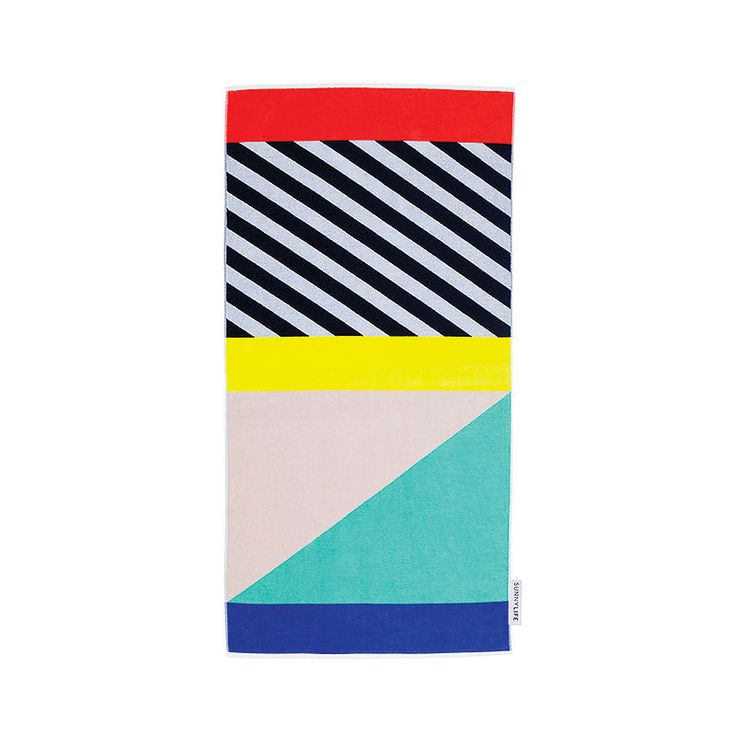 top3 by design - Sunny life - luxe towel tulum